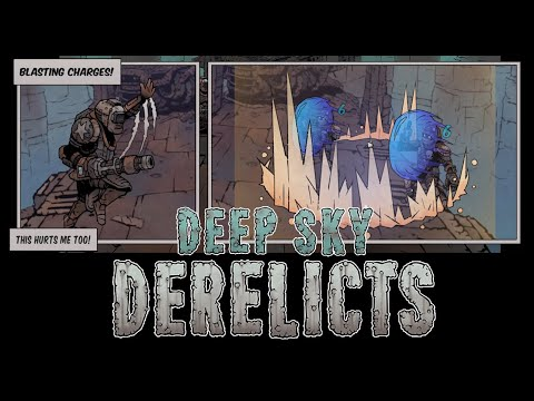 Deep Sky Derelicts - First Look - Episode 4 - crafting |