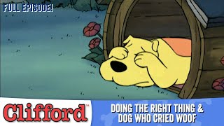 Clifford 🐕🎉 - Doİng the Right Thing | Best Party Ever (Full Episodes - Classic Series)
