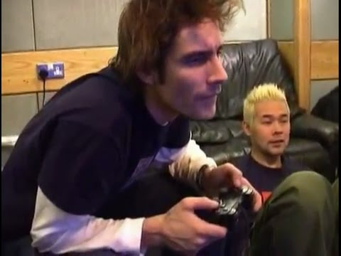 Feeder - Interview 2001 about Gran Turismo 3