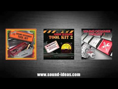 The Hollywood Edge Complete Sound Effects Library Hard Drive