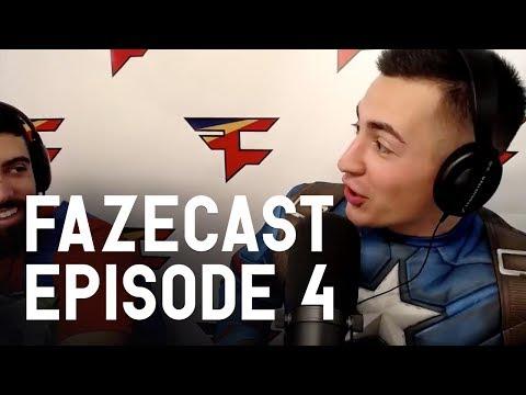FaZeCast - Episode 4 (Halloween Special, Censor's New Team?)