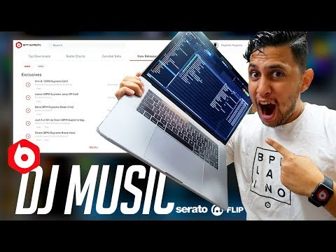 DJ Tips: How to download, prepare, and organize your music for a GIG (BPM SUPREME)