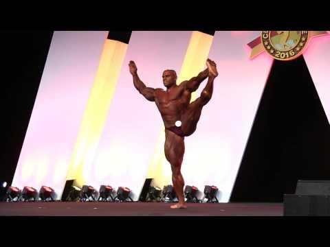 Arnold Classic Europe 2016 Pro   Lukas Osladil