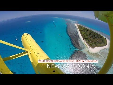 SAILING FLYING BE FREE New Caledonia