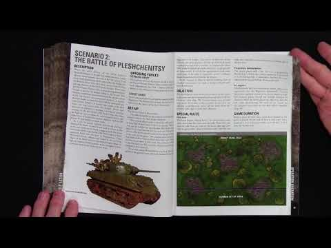 Review - Bolt Action: The Road To Berlin Campaign by Warlord Games & Osprey Games