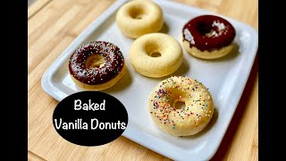 Easy Baked Not Frİed Donuts (Under 20 Minutes)