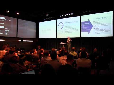 Liferay LPSF2014 Amsterdam 03 - Jean-Luc Goedermans   P&V Group's Platform