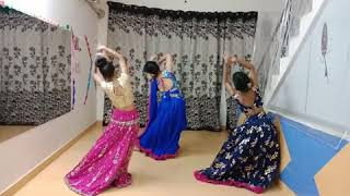 Dance routine / class   choreography / nainowale  ne  dance  cover  /choreographed by Preety