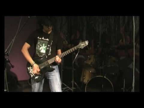 GRAVELATION ( Sludge Post Metal / Moldova) part 01.flv