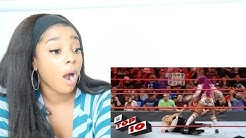 WWE Top 10 Raw moments: Aug. 12, 2019 | Reaction