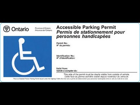 Martow Questions Government On Accessible Parking Rules