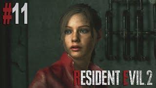 LABIRYNT KANAŁÓW [#11] Resident Evil 2 Remake
