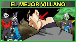 Dragon Ball Super: Por que GOKU BLACK es el MEJOR VILLANO de SUPER