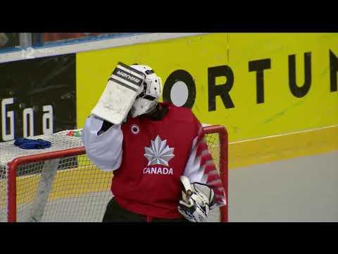 Canada vs. Slovakia Ball Hockey World Championship 2019 semifinal game 3rd period 21/06/2019