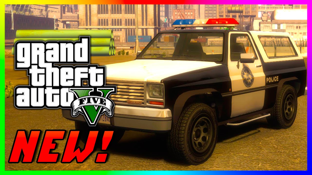GTA 5 NEW PS4 & Xbox One Cars