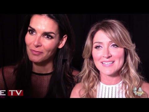 Rizzoli & Isles 100 - Interview 2016 Sasha Alexander & Angie Harmon (deutsche Untertitel)