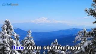 [Karaoke TVCHH] 223- CHÚA THÁNH MUÔN ĐỜI - Salibook