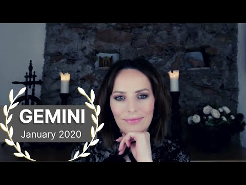 GEMINI - JANUARY 2020 - CUTTING THE PUPPET STRINGS - General Psychic Tarot Reading