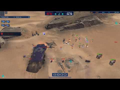 Deserts of Kharak sneaky stream GAME 1 |