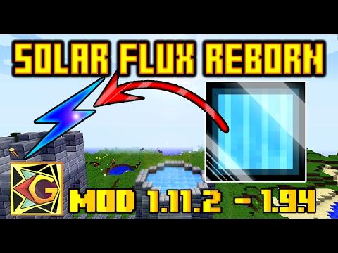 1 7 10 Solar Flux Mod Download Minecraft Forum