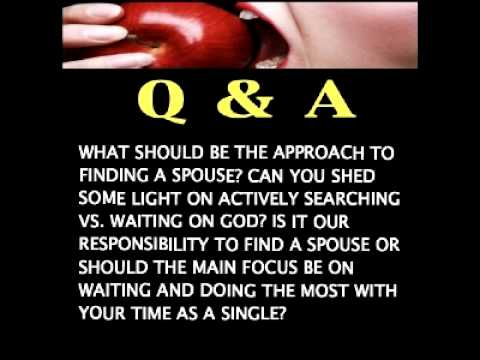 Dating Mating Relating Lesson 9 - Q & A! Part 3