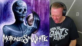 MOTIONLESS IN WHITE - Thoughts & Prayers [REACTION]