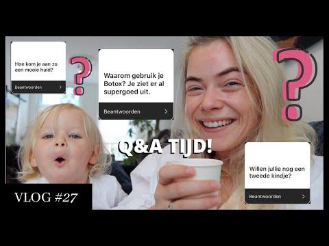 Q&A, NOG MEER