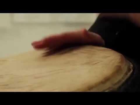 Djembe Improvisation - Tom Southerton (Djembe), Pete Marshall (Bell)