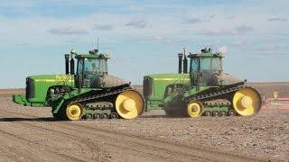 Landwirtschaft in Australien DVD Filme - Trailer / Größte Drillmaschine, Glenvar Farming uvm.