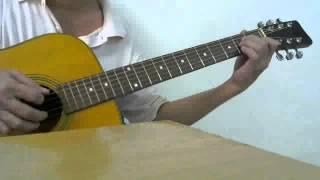 Clip 2: Hợp âm E7-Mi bảy- Ca khúc: Bao giờ biết tương tư.