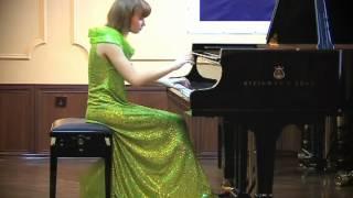 W. A. Mozart. Piano Sonata in C Major, K. 330
