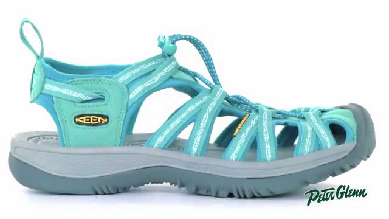 b9efe3f8f9ae 2015 Keen Women s Whisper Sandal Review by Peter Glenn - YouTube