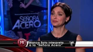 Blanca Soto En Entrevista En Al Rojo Vivo 23-Sept-14