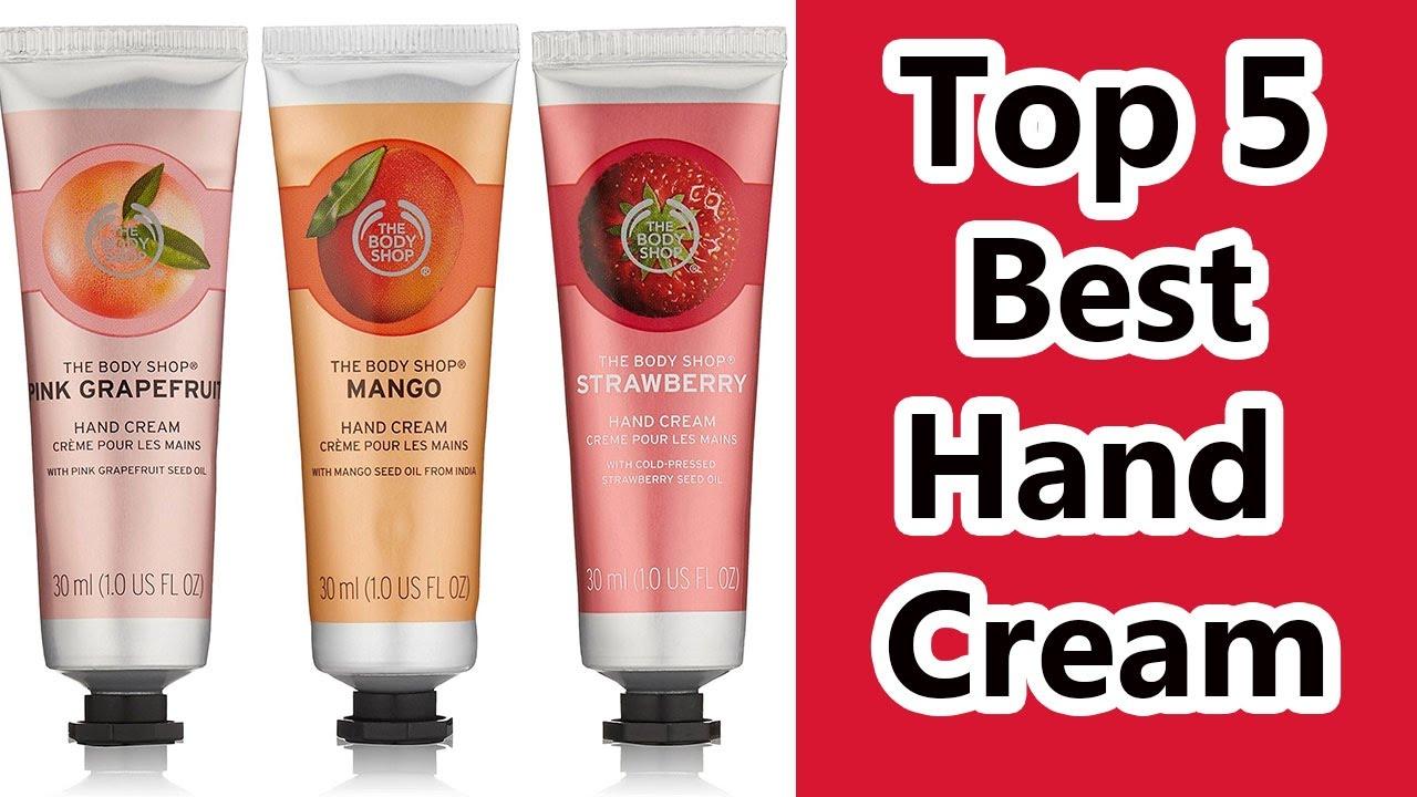Best hand cream review