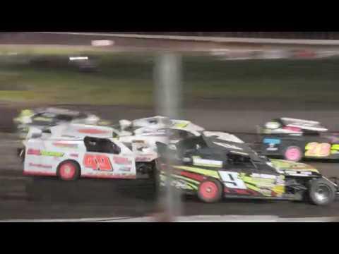 Hancock County Speedway Sport Mod A Main 4-26-19