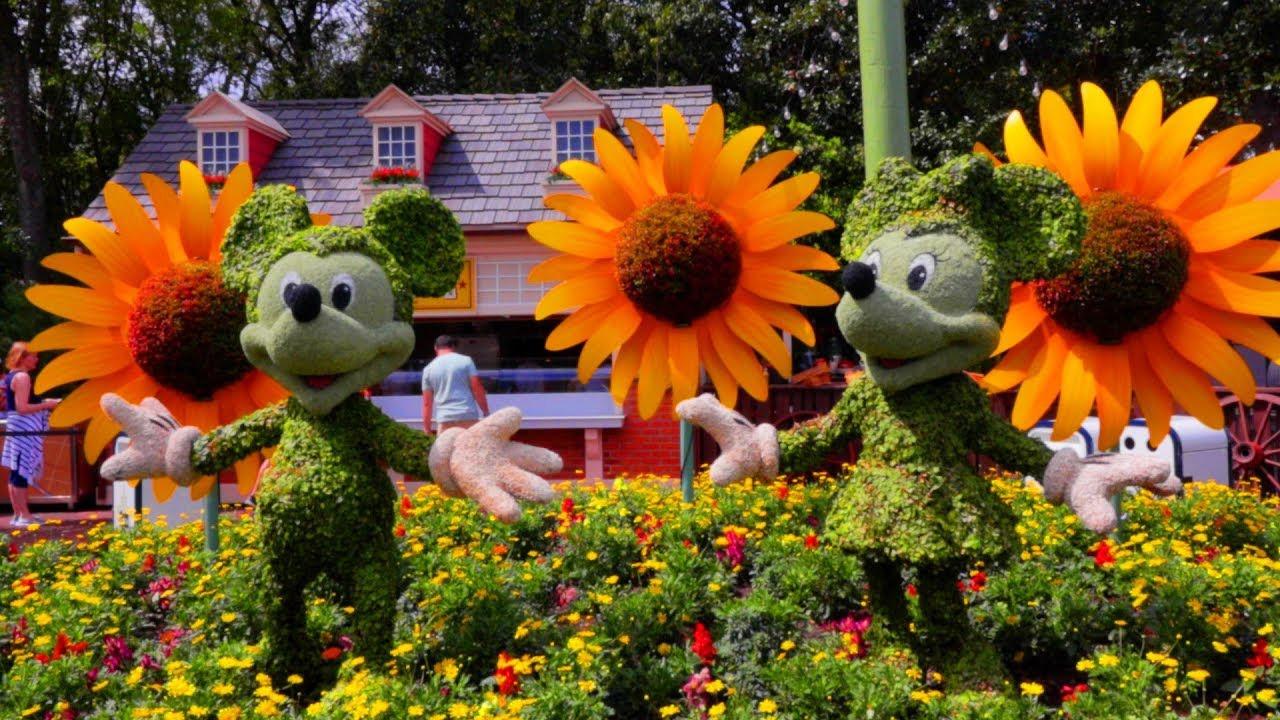 epcot flower and garden festival 2019