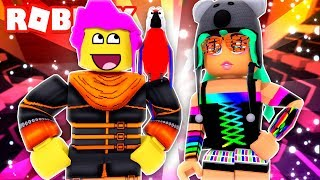 RANDOM CLOTHING CHALLENGE IN FASHION FAMOUS Roblox