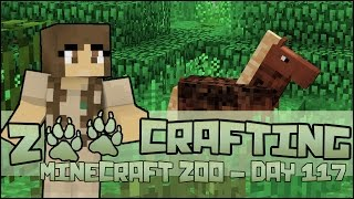 Zoo Crafting! Search for the Meadow of Horses!! - Episode #117 | Season 2