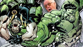 10 Worst Things The Hulk Has Ever Done!
