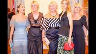 Дочери Валерии, Пескова, Брежневой в платьях лучших мировых дизайнеров