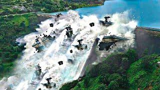Пугающие Случаи, Когда Вода Вышли из Под Контроля