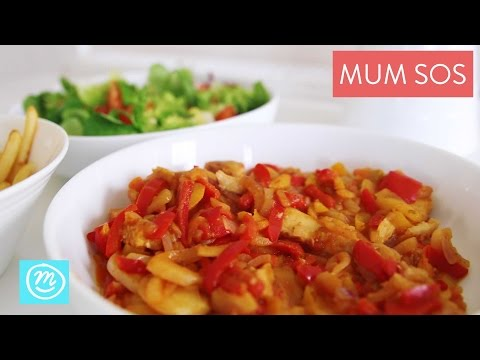 15 Minute Meal Ideas | Mum SOS from Channel Mum | ad