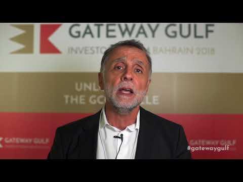 Gateway Gulf - Fadi Ghandour, Executive Chairman of Wamda Group & Founder of Aramex