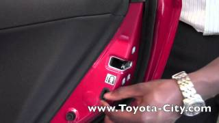 2012 | Toyota | Camry | Child Locks | How To by Toyota City Minneapolis MN