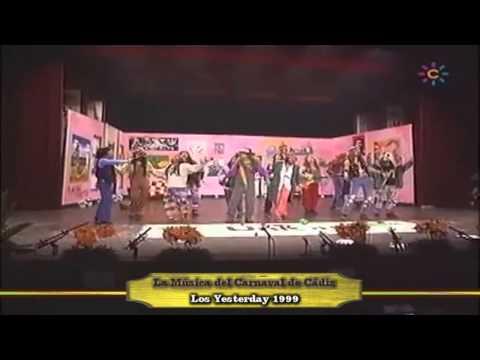 La Música del Carnaval de Cádiz  1999 Los Yesterday y La Orquesta Manuel de Falla
