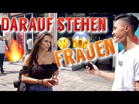 AUF DIESEN STYLE STEHEN FRAUEN 😱🔥 | STRAßENUMFRAGE | bhpdao