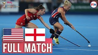 USA v England | Womens World Cup 2018 | FULL MATCH