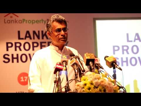 Lanka Property Show 2017 - 17th and 18th Feb 2017 at the Hilton Residences