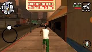 RATUJEMY DZIEWCZYNĘ CJ'A   C.R.A.S.H #1   GTA San Andreas #9