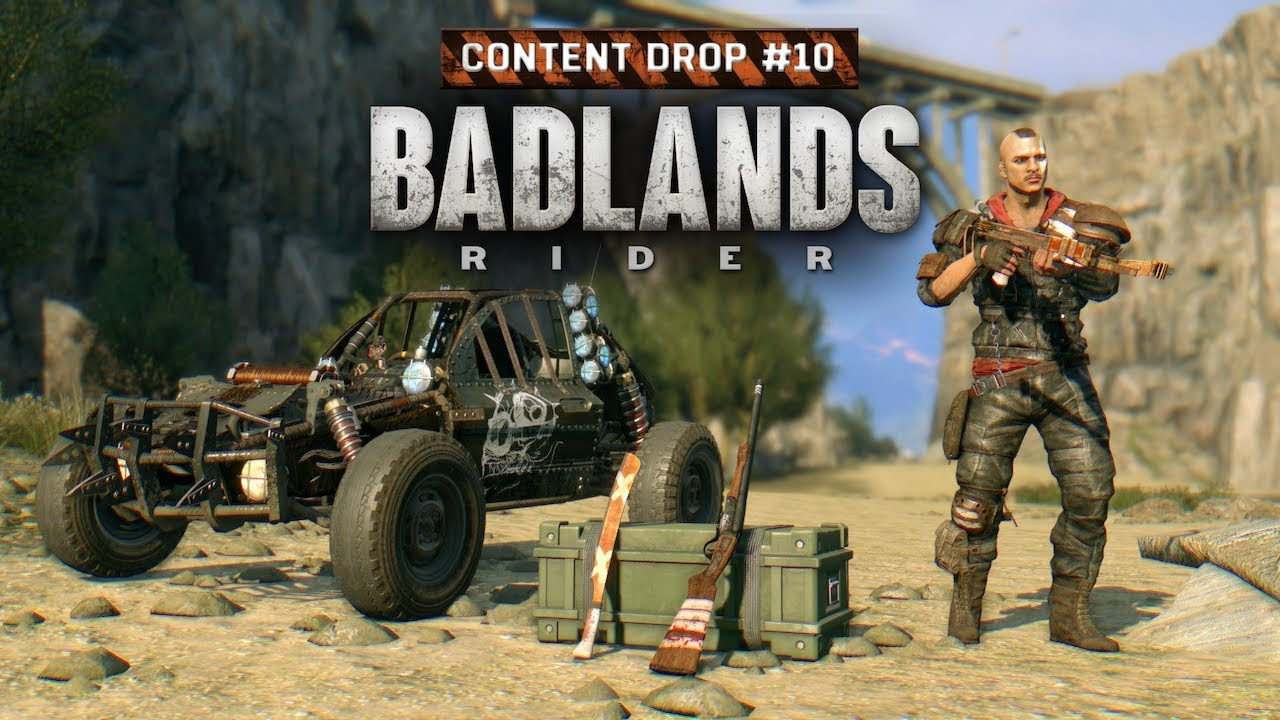 Dying Light Content Drop #10 - Badlands Rider